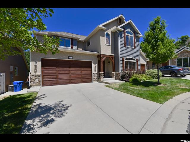 Cottonwood Heights 2-Story built 1999