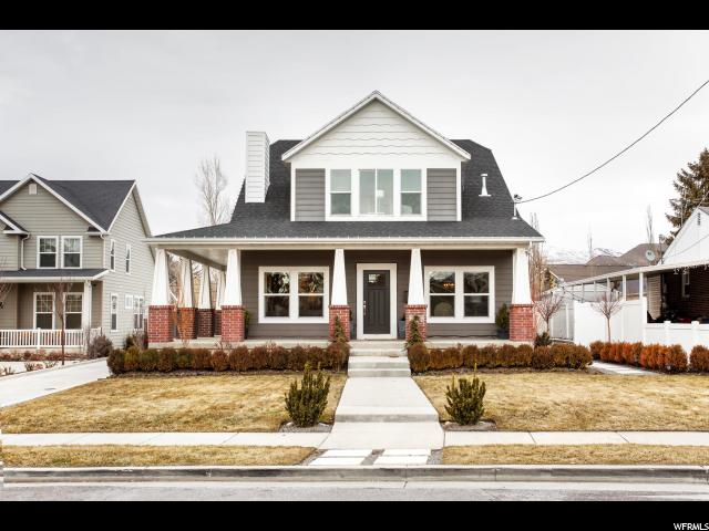Home for sale at 2411 E Gregson Ave, Salt Lake City, UT 84109. Listed at 839900 with 5 bedrooms, 4 bathrooms and 4,128 total square feet