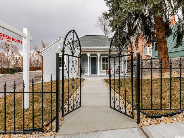 Home for sale at 60 W 300 North, Salt Lake City, UT 84103. Listed at 697500 with 3 bedrooms, 3 bathrooms and 1,479 total square feet