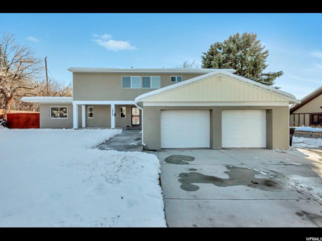 Home for sale at 2666 E Mount Crest Dr, Millcreek, UT 84109. Listed at 639000 with 6 bedrooms, 3 bathrooms and 4,245 total square feet