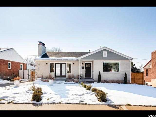 Home for sale at 2138 E Browning Ave, Salt Lake City, UT  84108. Listed at 795000 with 5 bedrooms, 3 bathrooms and 2,902 total square feet