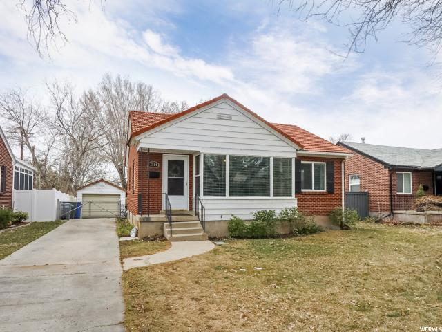 Home for sale at 2884 S 1400 East, Salt Lake City, UT 84106. Listed at 450000 with 3 bedrooms, 2 bathrooms and 1,698 total square feet