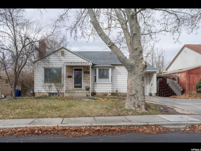 Home for sale at 1449 E 3010 South, Salt Lake City, UT 84106. Listed at 414900 with 3 bedrooms, 2 bathrooms and 1,600 total square feet