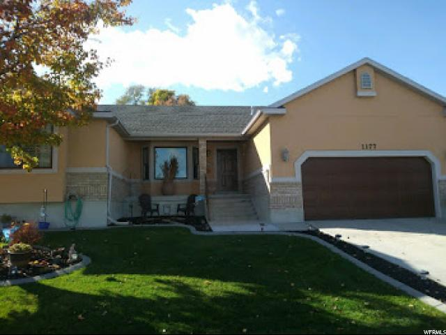 1177 W SADDLE BLUFF DR, Murray UT 84123