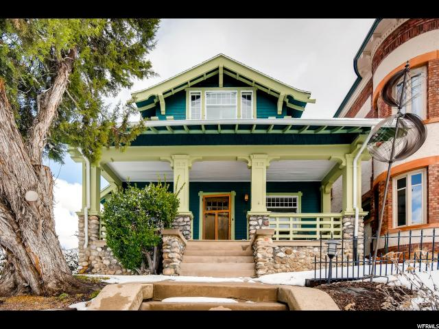 Home for sale at 203 E 4th Ave, Salt Lake City, UT 84103. Listed at 619900 with 5 bedrooms, 2 bathrooms and 2,857 total square feet