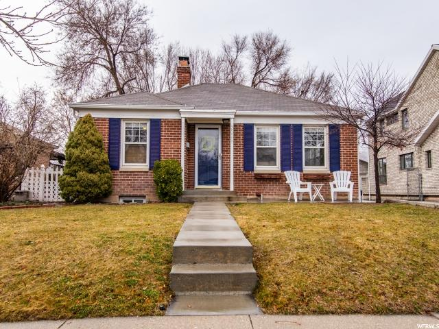 Home for sale at 2059 E Stratford Dr, Salt Lake City, UT 84109. Listed at 410000 with 4 bedrooms, 2 bathrooms and 1,738 total square feet