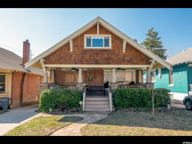 Home for sale at 850 S 1100 East, Salt Lake City, UT 84102. Listed at 629900 with 5 bedrooms, 3 bathrooms and 3,505 total square feet