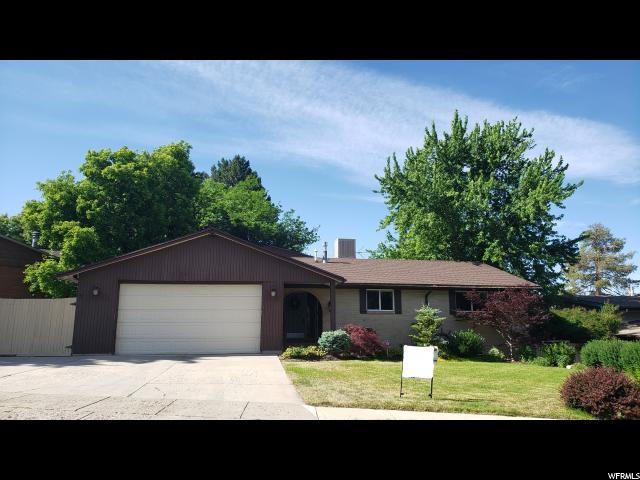 Home for sale at 2930 E Brookburn Rd, Millcreek, UT 84109. Listed at 570000 with 5 bedrooms, 3 bathrooms and 3,680 total square feet