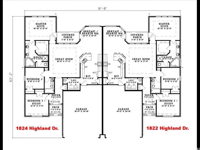Your Dream Utah Property 439 000 1822 Highland Dr