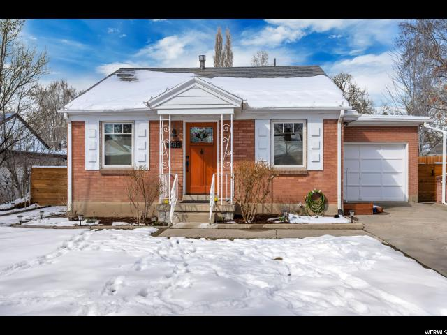 1483 E 3045 S, Salt Lake City UT 84106