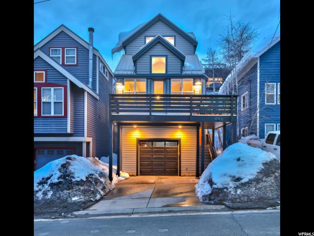 446 MARSAC AVE, Park City UT 84060