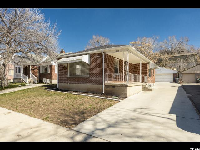 Home for sale at 340 N 200 West, Salt Lake City, UT 84103. Listed at 385000 with 2 bedrooms, 1 bathrooms and 1,920 total square feet