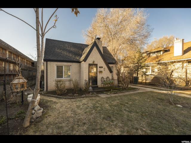 Home for sale at 744 E 800 South, Salt Lake City, UT 84102. Listed at 379900 with 4 bedrooms, 2 bathrooms and 2,118 total square feet