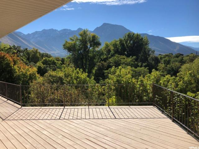 Home for sale at 3030 E Millcreek Canyon Rd, Millcreek, UT 84109. Listed at 1000000 with 5 bedrooms, 4 bathrooms and 4,089 total square feet