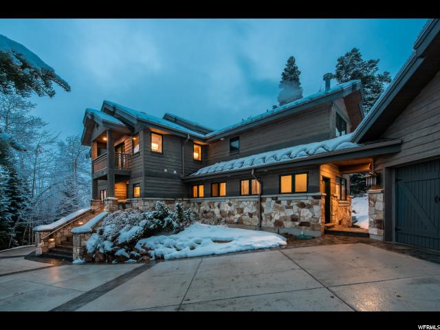 2350 W RED PINE CT, Park City UT 84098