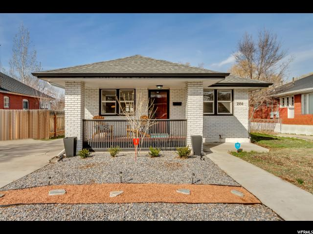 1884 S 600 E, Salt Lake City UT 84105