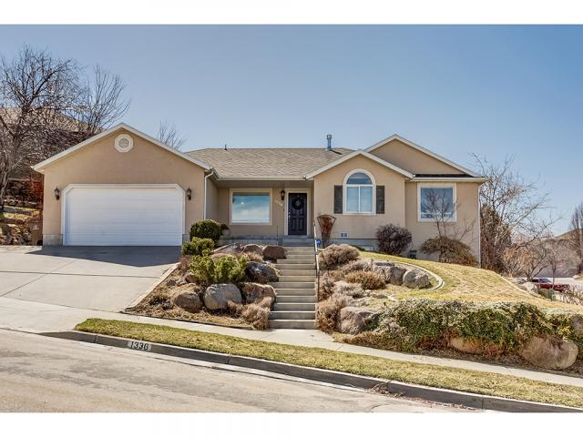 1336 E MAGIC WAND ST, Draper UT 84020