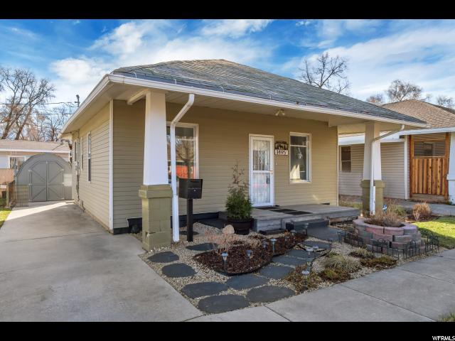 1495 S GREEN ST, Salt Lake City UT 84105