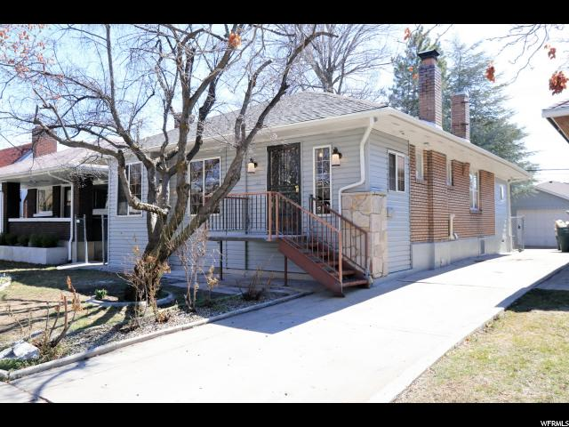 Home for sale at 652 E Bryan Ave, Salt Lake City, UT 84105. Listed at 540000 with 2 bedrooms, 2 bathrooms and 2,009 total square feet