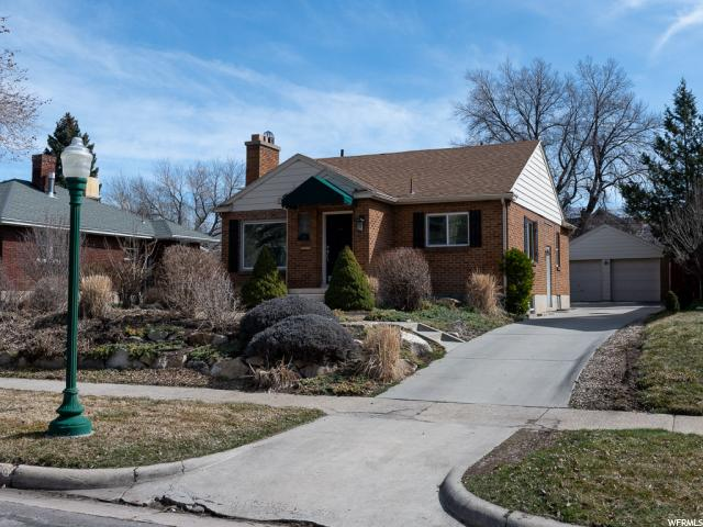 Home for sale at 2473 S Beverly St, Salt Lake City, UT 84106. Listed at 494000 with 4 bedrooms, 2 bathrooms and 2,704 total square feet