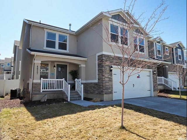 4917 W YELLOW TOPAZ DR Unit 40, Herriman UT 84096