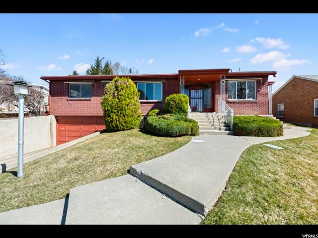 Home for sale at 1869 S 2500 East, Salt Lake City, UT  84108. Listed at 525000 with 4 bedrooms, 3 bathrooms and 2,682 total square feet