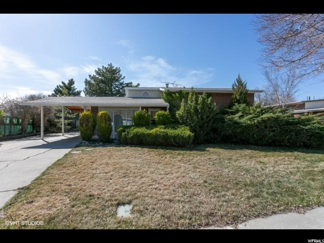 1139 N SONATA ST, Salt Lake City UT 84116