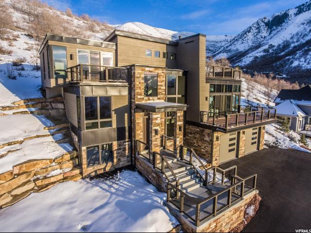 Home for sale at 4498 E Wyndom Ct #508, Emigration Canyon, UT 84108. Listed at 1549000 with 4 bedrooms, 5 bathrooms and 3,107 total square feet