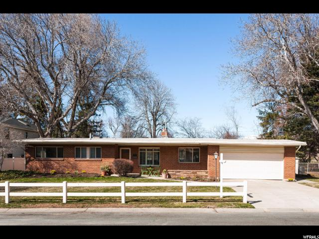 Home for sale at 1585 E Evergreen Ln, Salt Lake City, UT 84106. Listed at 470000 with 4 bedrooms, 3 bathrooms and 2,750 total square feet
