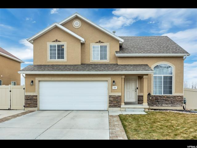 539 W BOUNTIFUL WAY, Saratoga Springs UT 84045