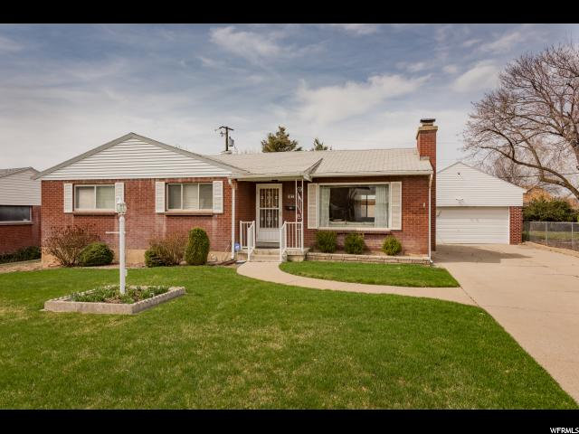 Home for sale at 2149 E Terra Linda, Holladay, UT 84124. Listed at 465000 with 5 bedrooms, 2 bathrooms and 2,438 total square feet