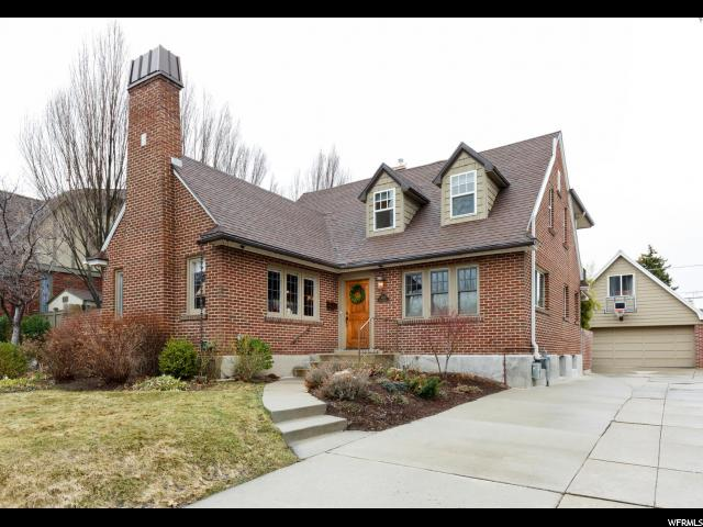 Home for sale at 1652 E Yale Ave, Salt Lake City, UT  84105. Listed at 829000 with 4 bedrooms, 3 bathrooms and 3,089 total square feet
