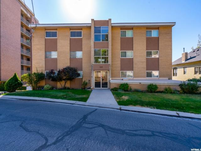 Home for sale at 265 N Vine St #3, Salt Lake City, UT  84103. Listed at 265000 with 2 bedrooms, 2 bathrooms and 1,204 total square feet