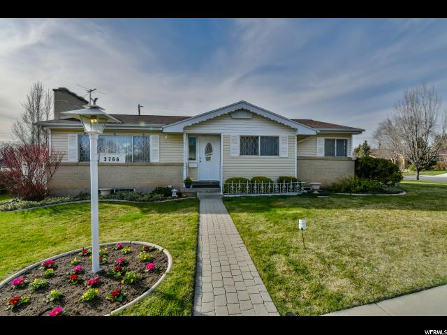Home for sale at 3766 S Alta Loma Dr, Millcreek, UT 84106. Listed at 469000 with 5 bedrooms, 3 bathrooms and 2,654 total square feet