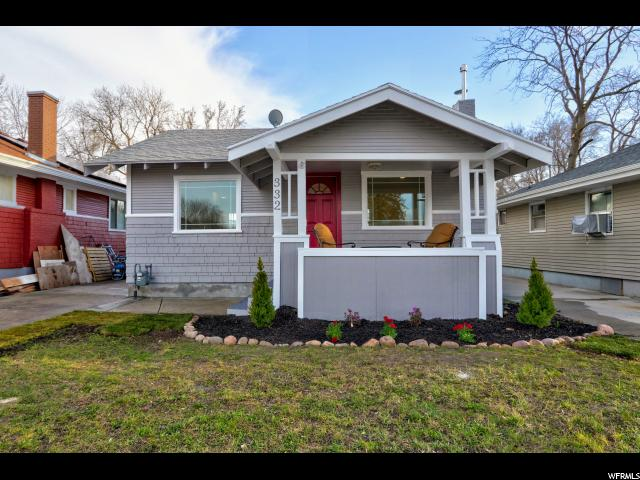 Home for sale at 332 E Westminster Ave, Salt Lake City, UT 84115. Listed at 289900 with 2 bedrooms, 1 bathrooms and 923 total square feet