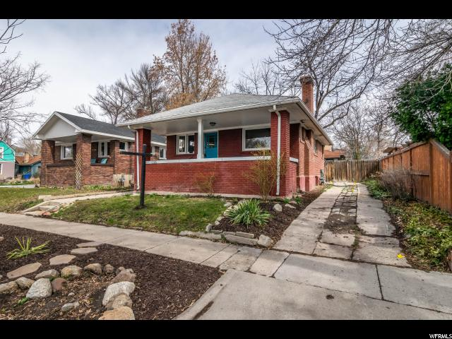 Home for sale at 1385 S 800 East, Salt Lake City, UT 84105. Listed at 350000 with 3 bedrooms, 1 bathrooms and 1,318 total square feet