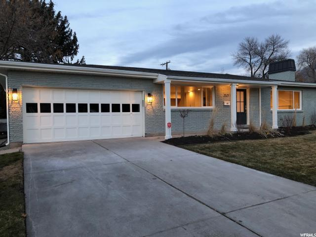 Home for sale at 2521 E Evening Star Dr, Holladay, UT 84124. Listed at 699900 with 5 bedrooms, 3 bathrooms and 3,140 total square feet