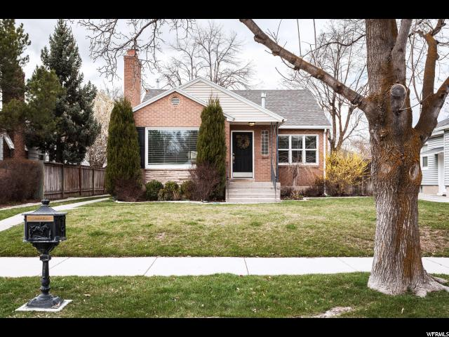 Home for sale at 2484 S Hartford St, Salt Lake City, UT  84106. Listed at 560000 with 4 bedrooms, 2 bathrooms and 2,082 total square feet