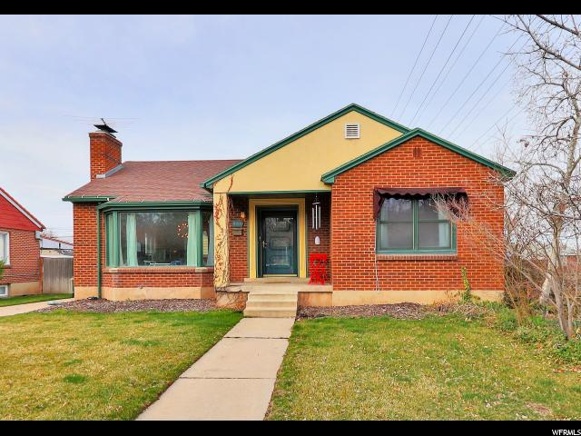 Home for sale at 2704 S Grandview Cir, Salt Lake City, UT 84106. Listed at 450000 with 4 bedrooms, 2 bathrooms and 2,072 total square feet