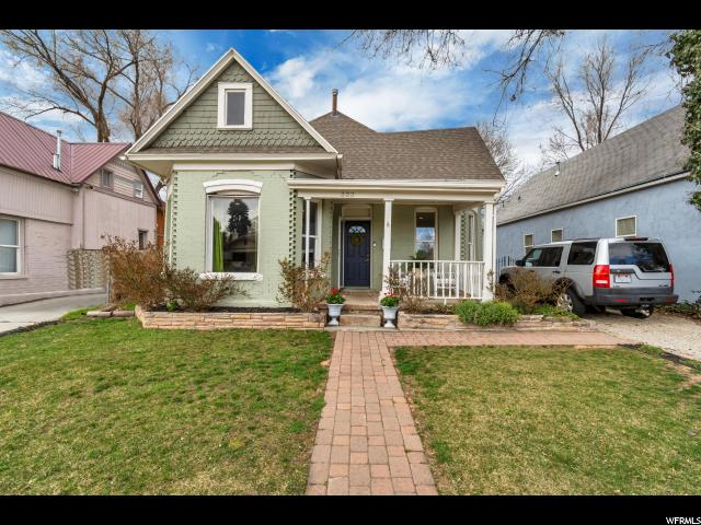 Home for sale at 333 E Hollywood, Salt Lake City, UT 84115. Listed at 345000 with 3 bedrooms, 1 bathrooms and 1,177 total square feet