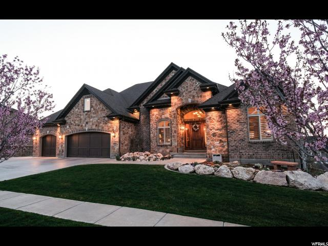 852 S SKY LARK LN, North Salt Lake UT 84054