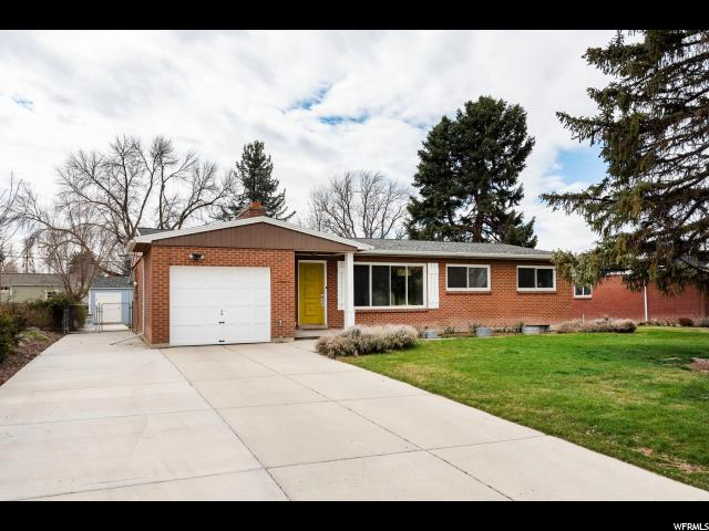Home for sale at 1556 E 4095 South, Salt Lake City, UT 84124. Listed at 425000 with 3 bedrooms, 1 bathrooms and 2,292 total square feet