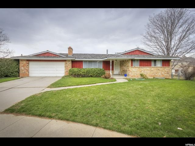 Home for sale at 3594 S Flynn Cir, Salt Lake City, UT 84109. Listed at 499900 with 5 bedrooms, 3 bathrooms and 3,058 total square feet