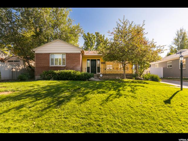 Home for sale at 1809 S 2300 East, Salt Lake City, UT  84108. Listed at 439900 with 4 bedrooms, 2 bathrooms and 2,192 total square feet