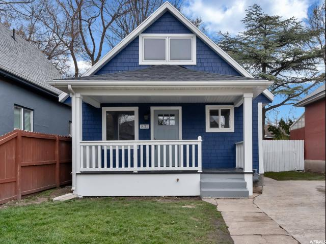 Home for sale at 831 S Green St, Salt Lake City, UT 84102. Listed at 389900 with 3 bedrooms, 1 bathrooms and 1,330 total square feet