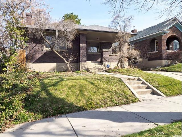 Home for sale at 1251 E 600 South, Salt Lake City, UT 84102. Listed at 419800 with 3 bedrooms, 1 bathrooms and 1,983 total square feet