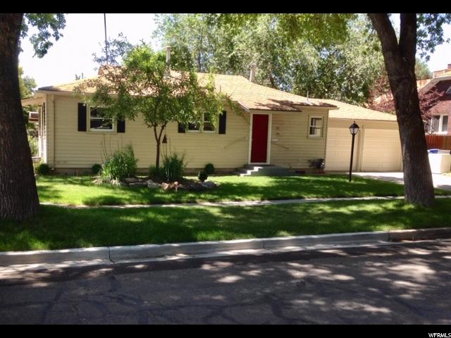 Home for sale at 980 S Denver St, Salt Lake City, UT 84111. Listed at 395000 with 2 bedrooms, 1 bathrooms and 1,572 total square feet