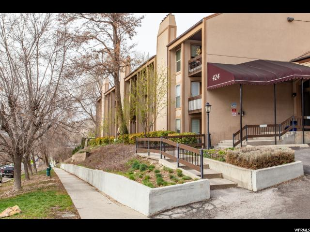 Home for sale at 424 Center St #204, Salt Lake City, UT 84103. Listed at 167500 with 1 bedrooms, 1 bathrooms and 670 total square feet