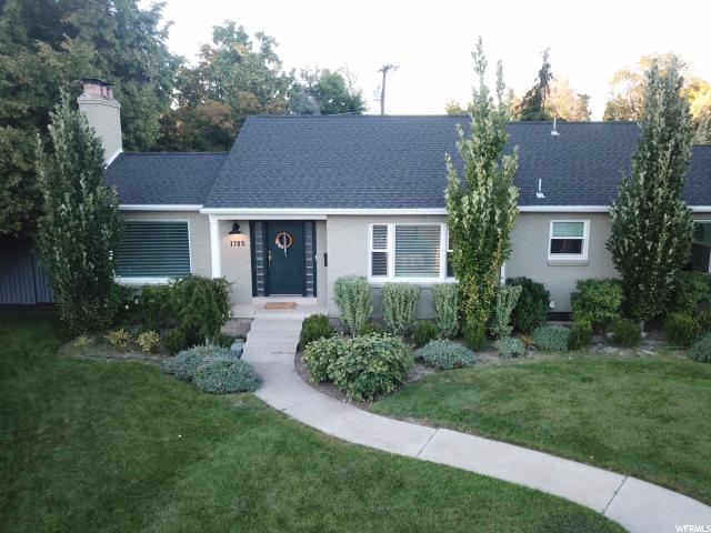 Home for sale at 1785 E Grover Ln, Holladay, UT 84124. Listed at 595000 with 4 bedrooms, 2 bathrooms and 2,790 total square feet