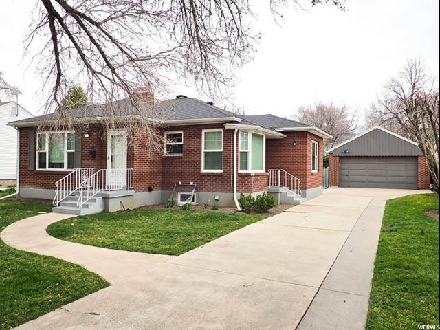 Home for sale at 2731 S Glenmare St, Salt Lake City, UT 84106. Listed at 485000 with 4 bedrooms, 2 bathrooms and 1,898 total square feet
